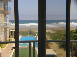 Modern Beachfront Condo in Olón