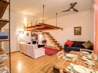 Ponte Testaccio apartment in Trastevere {#has_lux…, Rome