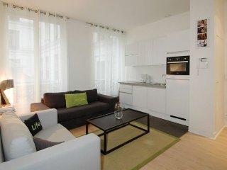 Haussmann Chic apartment in 09ème - Opéra {#has_l…, Paris