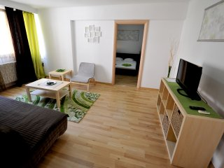 Bucharestby quiet and fully equipped 1 bedroom