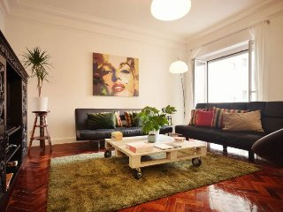 Liverpool Antic apartment in Graça {#has_luxuriou…, Lisboa