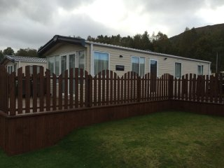 Chalet in the heart of the Cairngorm national park