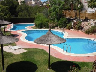 2 Bed House / A/C / 2 Pool / Playa Flamenca