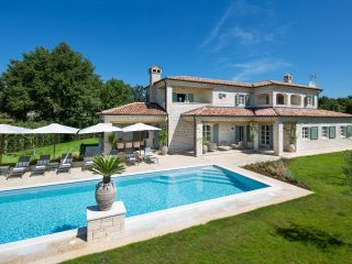 Villa Nevia - luxury villa with sport and eco resort