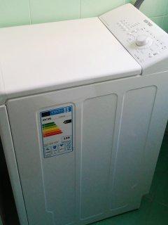 lavatrice nuova classe A++ a carica dall'alto