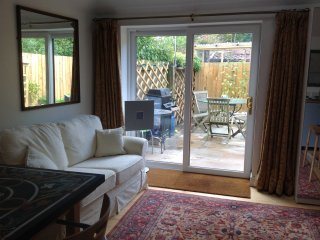Garden room for self catering BnB