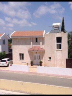 Mandali villa number 13 Protaras Cyprus, Luxurious villa with private pool