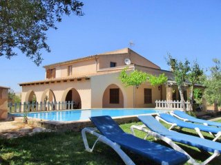 Great/Grosse Villa, 2kms Great Es Trenc Beach WIFI