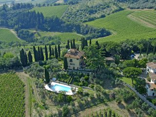 Beautiful Villa Giulia with swimming pool