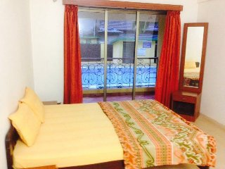 Pool Facing 2 Bhk-Luxury Apartment Baga Area, Arpora