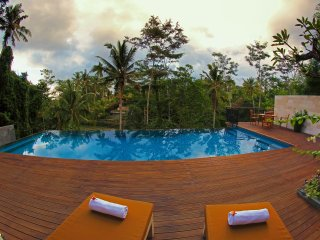6 Bedroom Pool Villa - River Sakti Resort Ubud