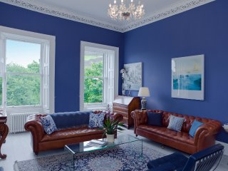 The Edinburgh Castle Suite at Castle Terrace - The Edinburgh Address