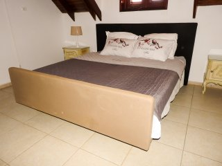 Bedroom in beautiful country house in Belnem!