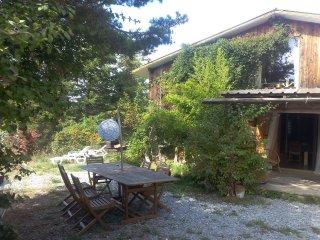 Belle Maison en Bois proche du verdon