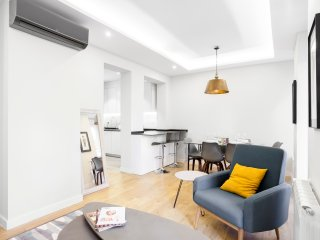 Renovated Luxury Apartment in Madrid