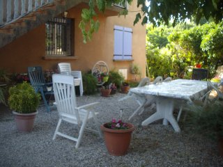 Holday apartment near Pezenas France