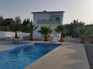 Village Location with stunning Sea/Pool views