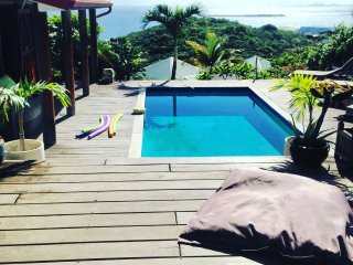 VILLA BE SXM CUL DE SAC 180°SEA VIEW