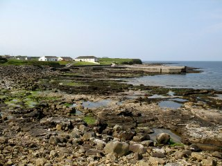 Creevy Pier, Donegal Bay.
