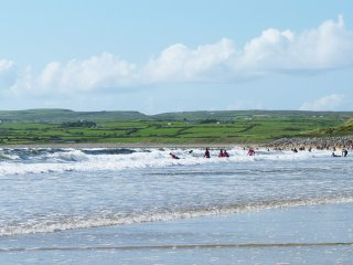 Lahinch, Seaside Resort, County Clare - 4554