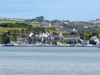 View across to Castlepark village from Kinsale