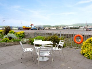 Dingle Harbour view from the property