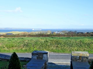Shannon Estuary towards Co. Clare in the distance
