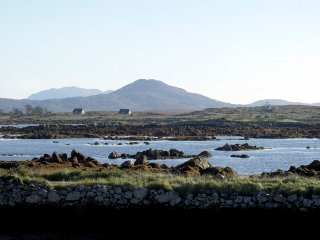 Views across to Inishnee from the property