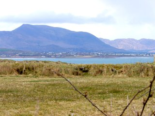 Sea views across Ballinskelligs bay