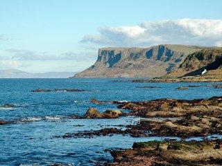 Antrim coast near Ballycastle