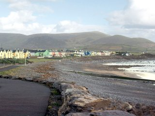 Waterville seafront
