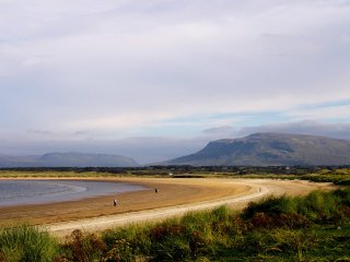 The beach at Mullaghmore