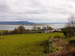 View of Lough Foyle from the property