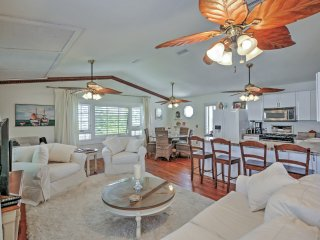 Lovely New Smyrna Beach Home w/ BBQ & Ocean Views!