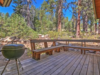 NEW! Breathtaking 2BR Incline Village Cabin!