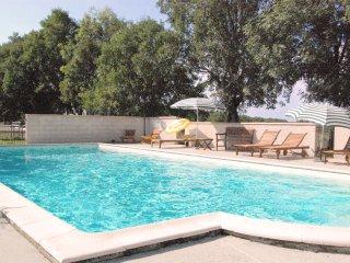 Les Vignasses - Grand gîte 4*, piscine privé