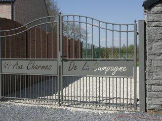 Gîte rural, Saint-Ghislain