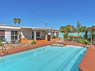 Gorgeous 4BR Las Vegas House w/ Private Pool!