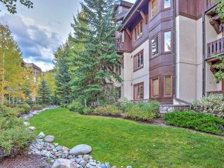 2BR Arrowhead/Beaver Creek Condo - Walk to Slopes!