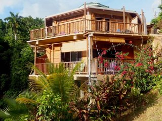 Oceanview, Castara Roundhouse, 25% off for October