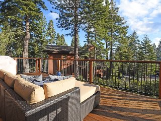 Beautiful Dollar Point Home, Tahoe City