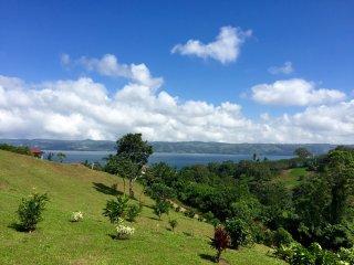 Peaceful Lake Arenal -