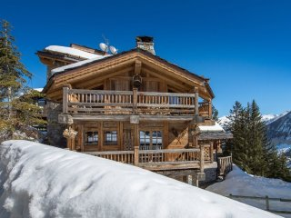 Chalet Croc Blanc, Courchevel