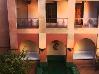 Historical magnificent Riad, Exclusively yours!, Marrakech