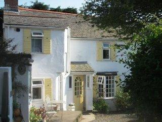 Rose Cottage, Tintagel