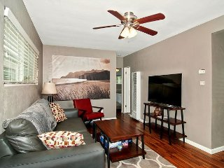 Centrally Located 2BR, 1BA San Diego Duplex with Patio and Grill