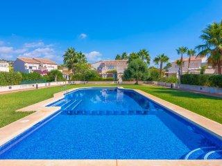Casa de vacaciones Haydock en Calp,Alicante,para 6 huespedes