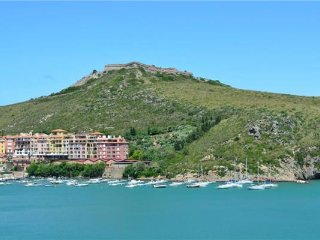 3 bedroom Apartment in Porto Ercole, Tuscany, Italy : ref 2374125