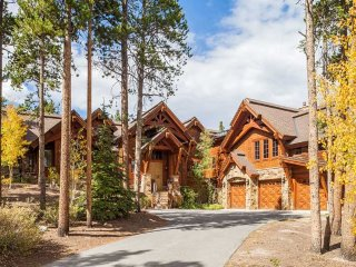 Exclusive Custom Home with Media/Game Room Just a Short Walk to the Gondola