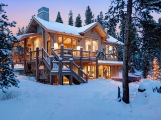 Sunrise Ski Haus - Private Home, Breckenridge